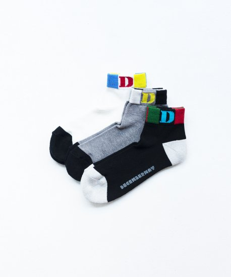 Skaters ankle sox / men