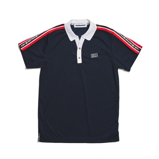 【LEON掲載】DEC Skipper Polo / men