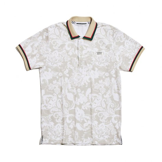 Fleamarket botanical Polo / men