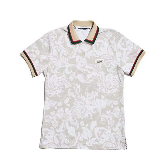 Fleamarket botanical Polo / women