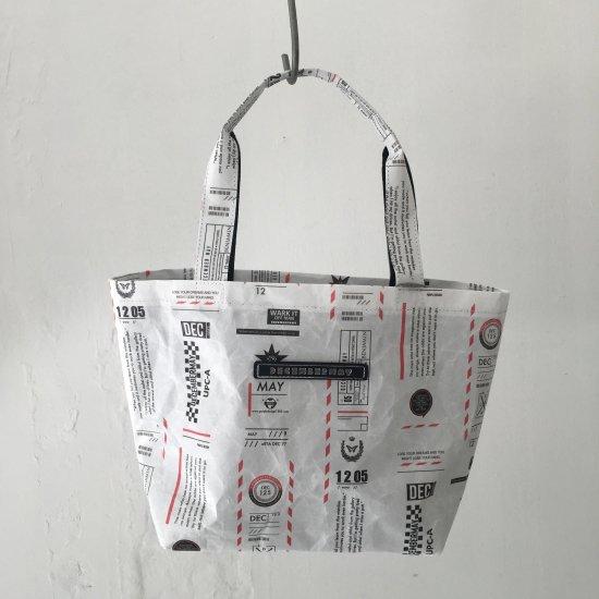 SIWA Roundtrip glossy mini Tote bag