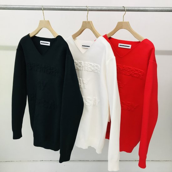 OK V-Neck Knit / men
