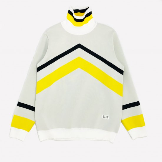 Arrow Turtle Knit / men
