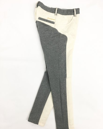 MIL-wavequilt Tapered Pants / women