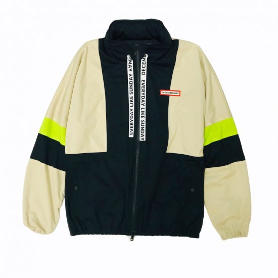 【Regina掲載】Water-repellent Bycolor Blouson / WOMEN