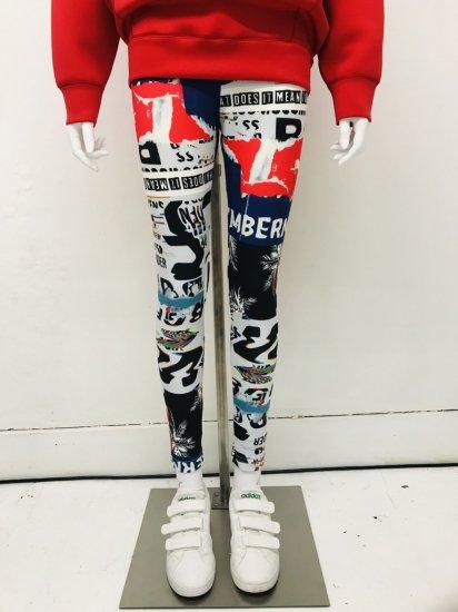 Digitaldistortion Leggings / women