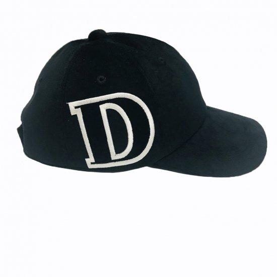 Corduroy D emblem Cap / UNISEX