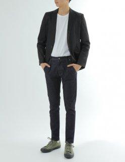 ワンタックスリムフィットジーンズ Yokosuka Jeans