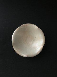 粉引 輪花鉢 (5号)