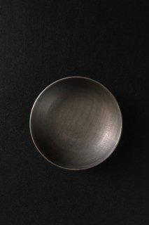 φ100mm 小皿 ザクロ染