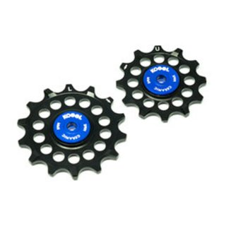 12/14T Oversied pulleys for Shimano road
