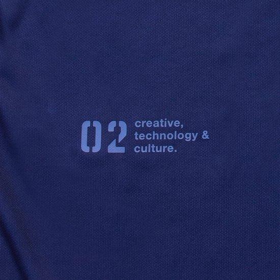 ドライTシャツ XF02 ネイビー