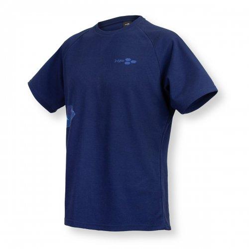 Tシャツ XF05 迷彩 ネイビー