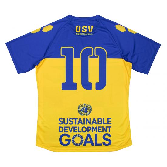 沖縄SV(OSV) SDGsクラフトウェア ブルー