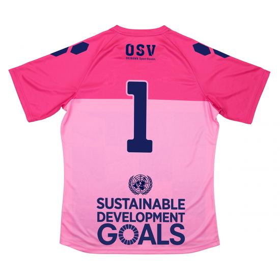 沖縄SV(OSV) SDGsクラフトウェア ピンク