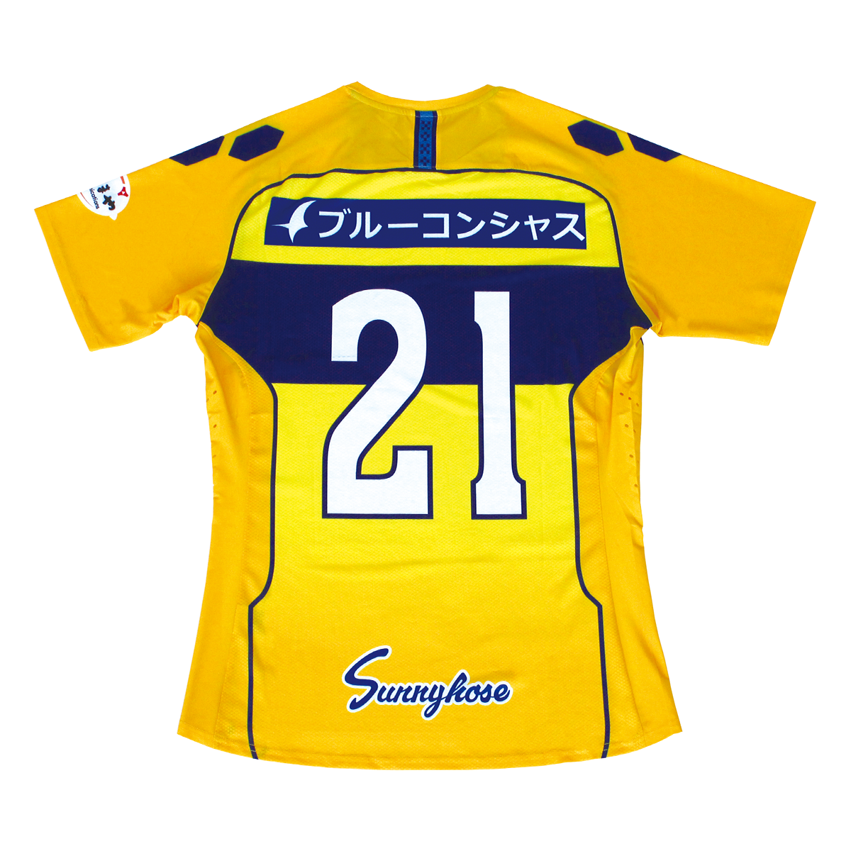 沖縄SV(OSV) 2019 オーセンティックユニフォーム GK2nd