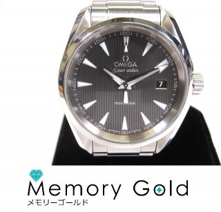 OMEGA オメガ シーマスター 231.10.39.60.06.001 正規品 メンズ腕時計 付属ありA24732