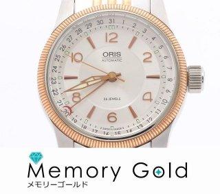 ♪ORIS オリス ビッククラウン ポインターデイト 正規品 写真参照 メンズ腕時計 A33419