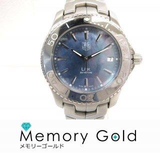 TAG Heuer タグホイヤー リンク WJ1119 シェル文字盤 メンズ腕時計 QZ 正規品 中古 写真参照 A15762