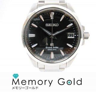 SEIKO グランドセイコー SBGA027 9R65−0AG1 黒文字盤 メンズ腕時計 正規品 中古 管理A15777
