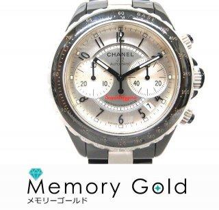 CHANEL シャネル J12 H2039 スーパーレッジェーラ メンズ 腕時計 正規品 中古 写真参照 管理A36061