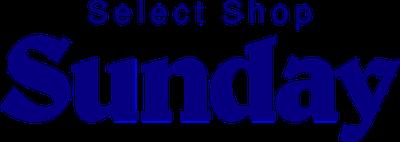 Select Shop Sunday