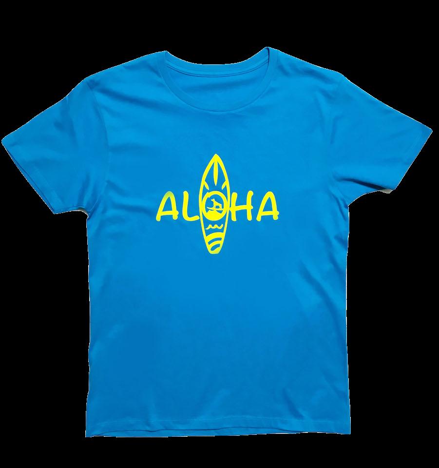 ALOHA Tee[T-shirt]