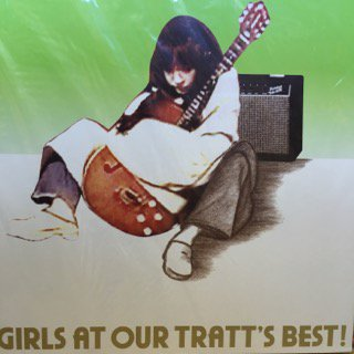 サロンミュージック/GIRLS AT OUR TRATT'S BEST!