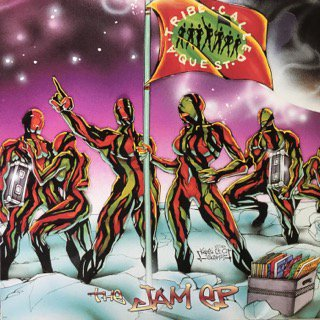 A Tribe Called Quest/The Jam EP