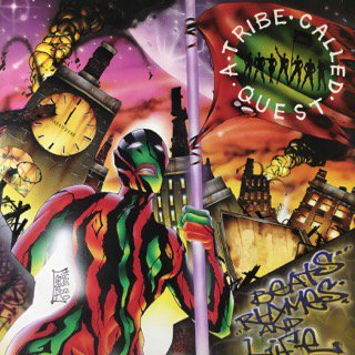 A Tribe Called Quest/Beats Rhymes And Life