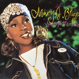 MARY J BLIGE/what's the 411?remix