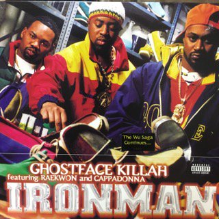 GHOST FACE KILLAH ft RAEKWON/ironman