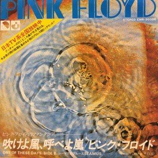 ピンク・フロイド/吹けよ風、呼べよ嵐