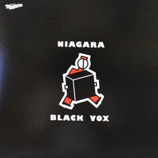 大滝詠一/NIAGARA BLACK VOX