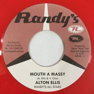 ALTON ELLIS/MOUTH A MASSY