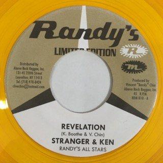 STRANGER&KEN/REVELATION