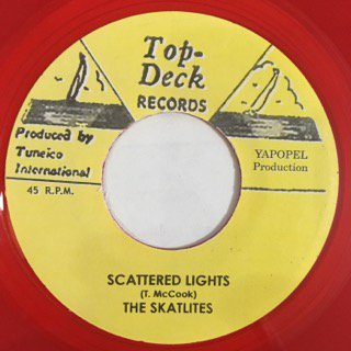THE SKATALITES/SCATTERED LIGHTS