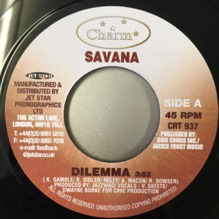 SAVANA/DILEMMA