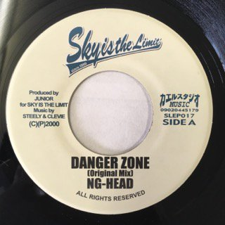 NG HEAD/DANGER ZONE