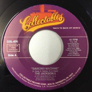 THE JACKSON5/DANCING MACHINE