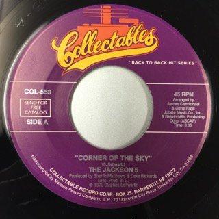 THE JACKSON5/CORNER OF THE SKY