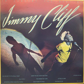 ジミー・クリフ/ベスト・オブ・ライヴ