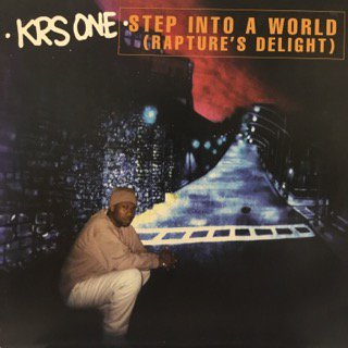 KRS-ONE/STEP INTO A WORLD