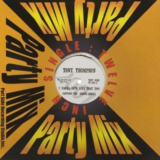 TONY THOMPSON/I WANNA LOVE LIKE THAT 2001