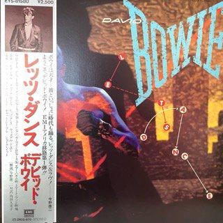 デビッド・ボウイ/レッツ・ダンス