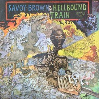 サヴォイ・ブラウン/地獄行き列車