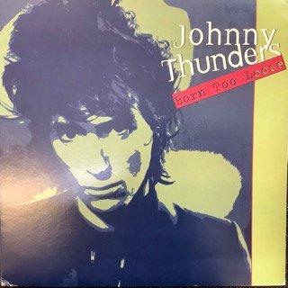 ジョニー・サンダース/ボーン・トゥ・ルーズ