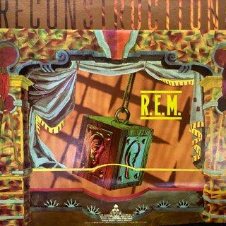 R.E.M/フェブルズ・オブ・ザ・リコンストラクション