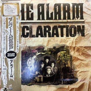 アラーム/DECLARATION