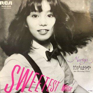 竹内まりや/Sweetest Music